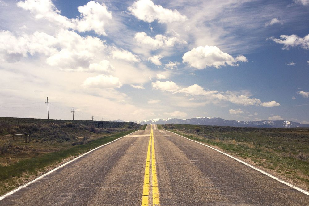 Strada che porta lontano